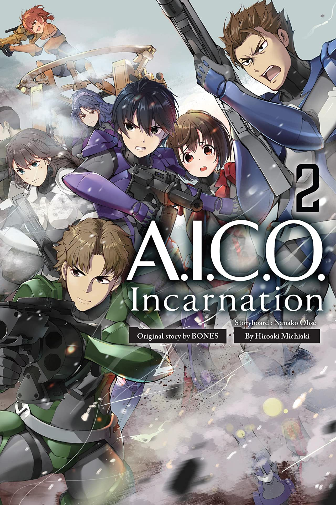 A.I.C.O. Incarnation Vol. 2