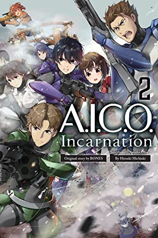 A.I.C.O. Incarnation Tome 2