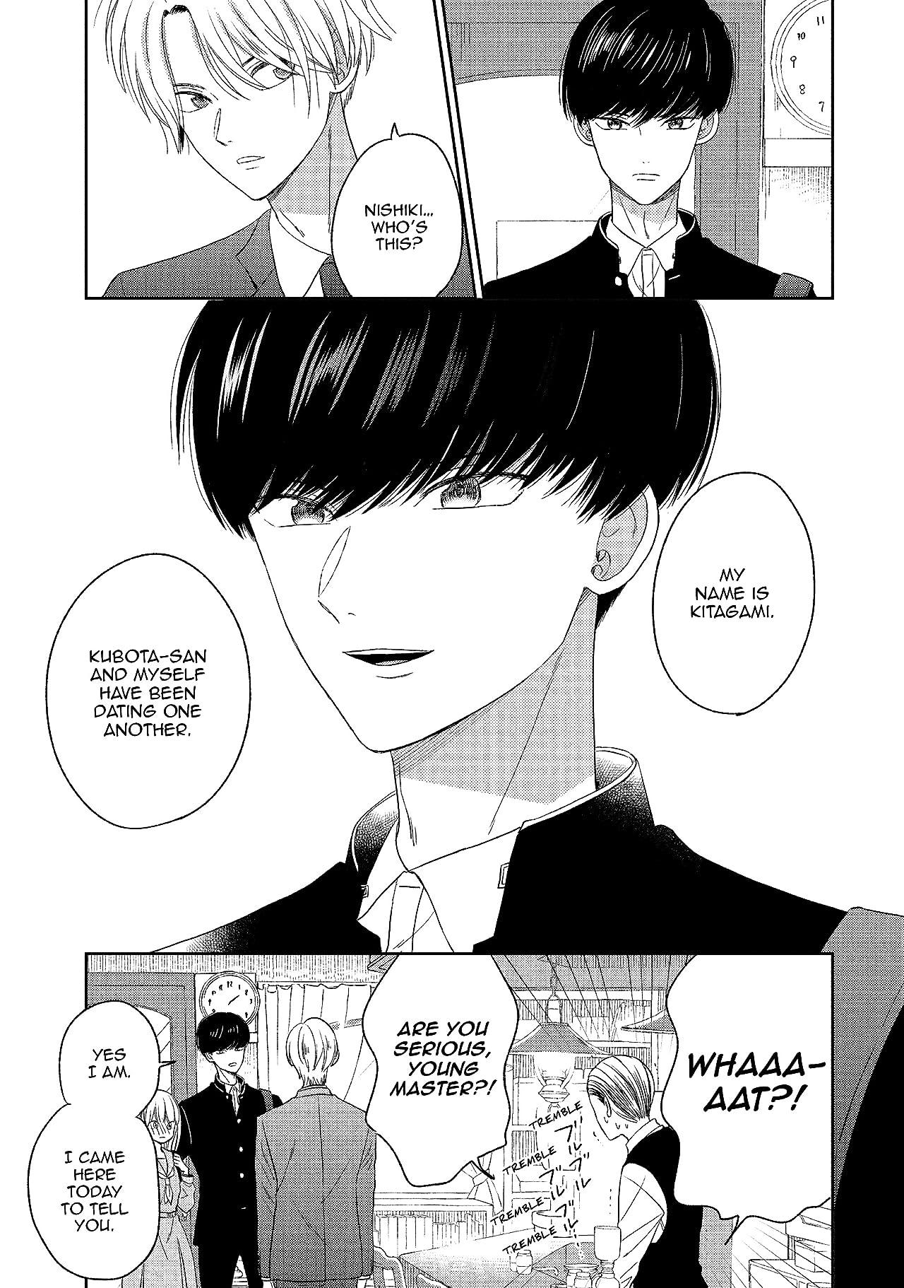 Atsumori-kun's Bride-to-Be Vol. 3