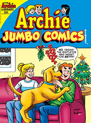 Archie Double Digest #304