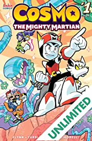 Cosmo: The Mighty Martian #1