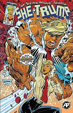 The Tremendous Trump: She-Trump #1