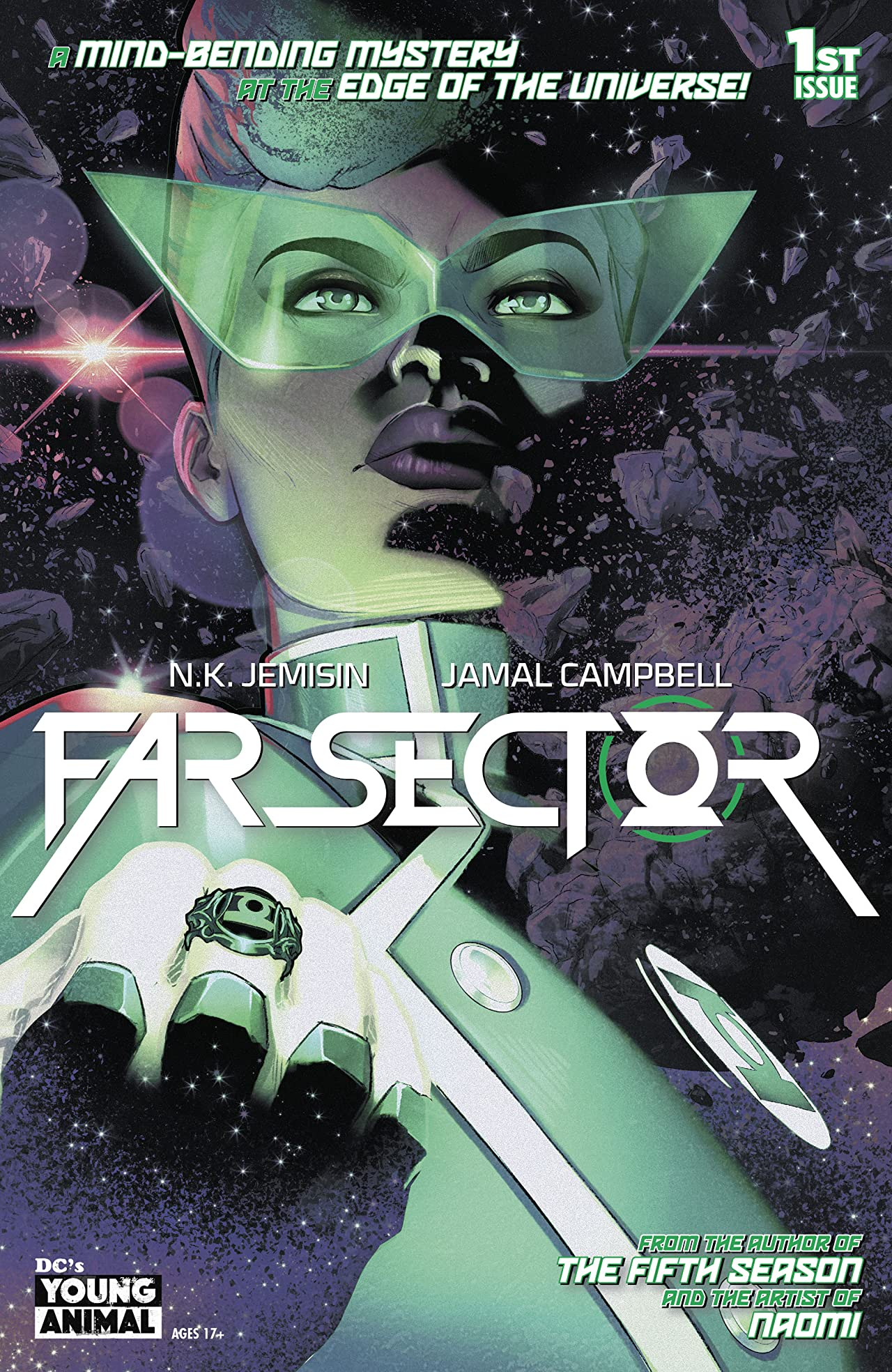 Far Sector (2019-) No.1