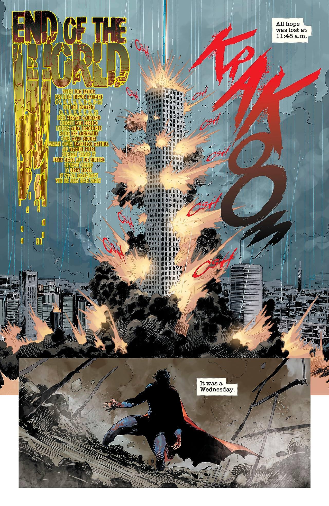 DCeased (2019-) #6