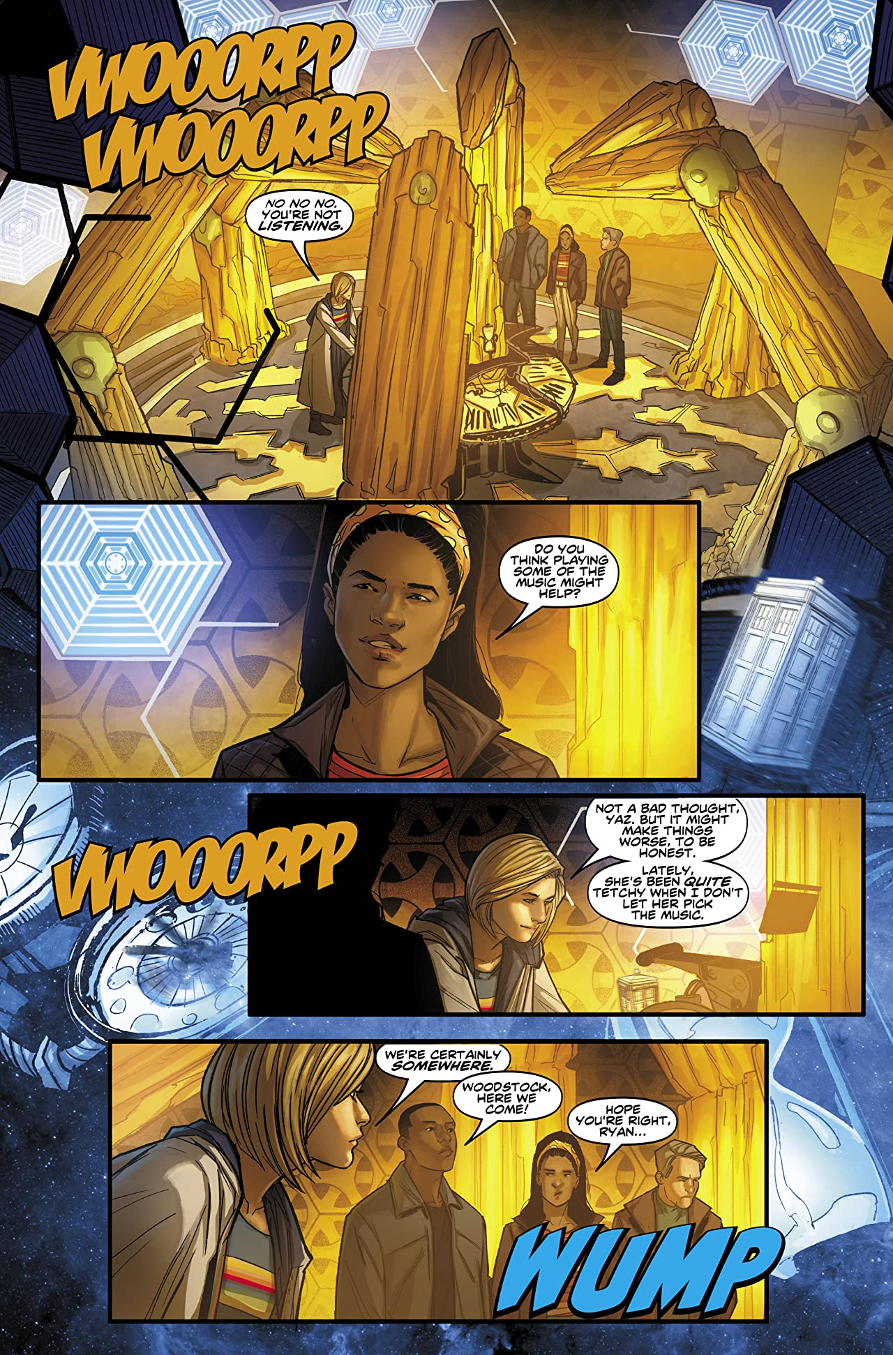 Doctor Who: The Thirteenth Doctor #2.1