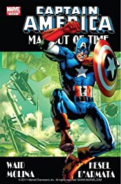 Captain America: Man Out of Time #4 (of 5)