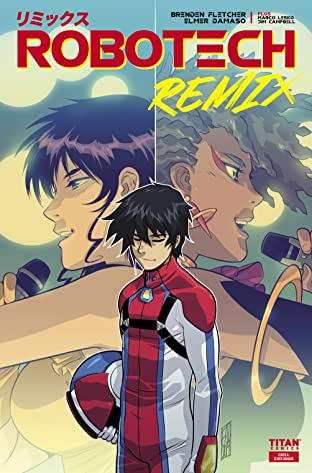 Robotech #2.4: Remix (4 of 4)