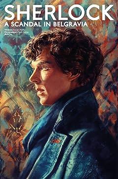 Sherlock: A Scandal in Belgravia #2
