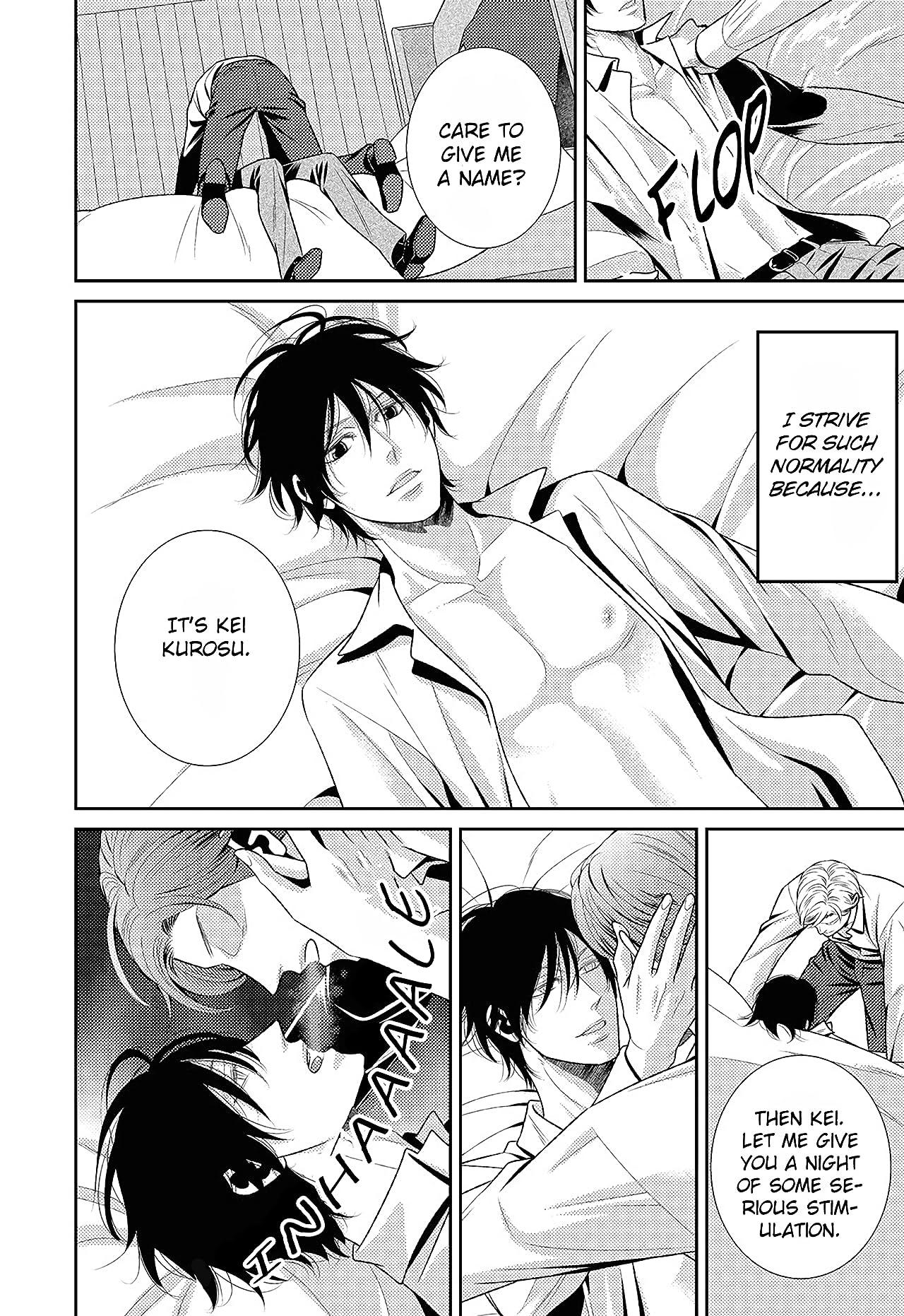 It Begins With Goodbye Yaoi Bl Manga Vol 1 Eu Comics By Comixology