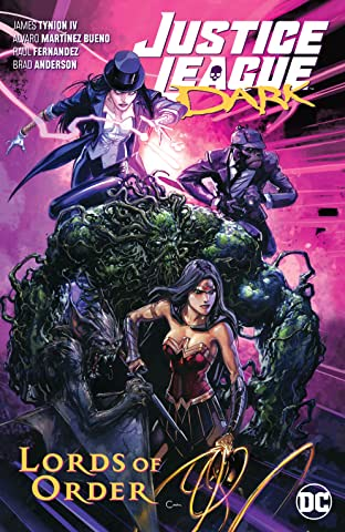 Justice League Dark (2018-) Vol. 2: Lords of Order