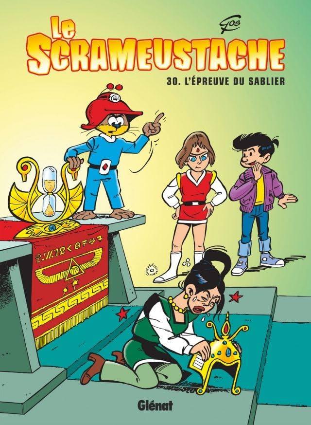 Le Scrameustache Vol. 30: L'Épreuve du Sablier