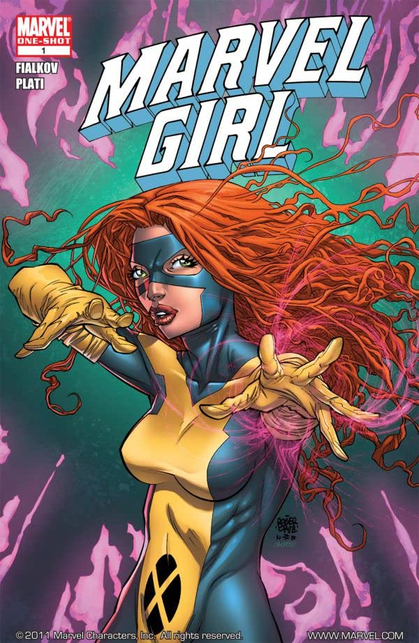 Marvel Girl #1