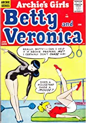 Archie's Girls Betty & Veronica #40