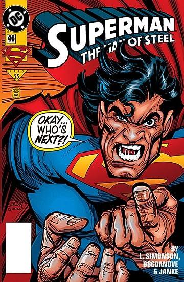 Superman: The Man of Steel (1991-2003) #46