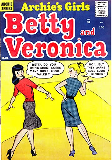 Archie's Girls Betty & Veronica #41