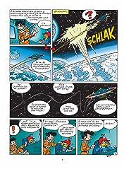 Le Scrameustache Vol. 31: La Fontaine des Mutants