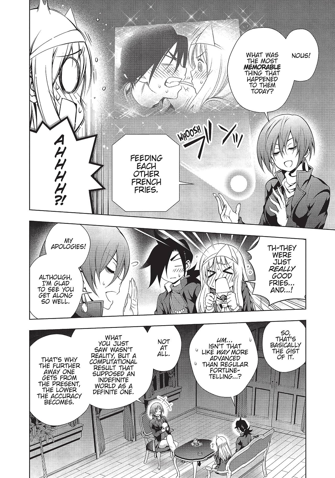 Yuuna and the Haunted Hot Springs Vol. 7
