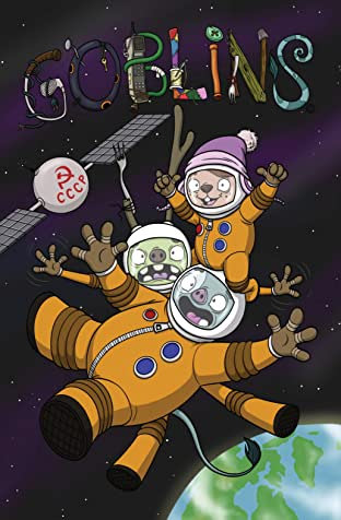 Goblins Vol. 1: Space Cadets