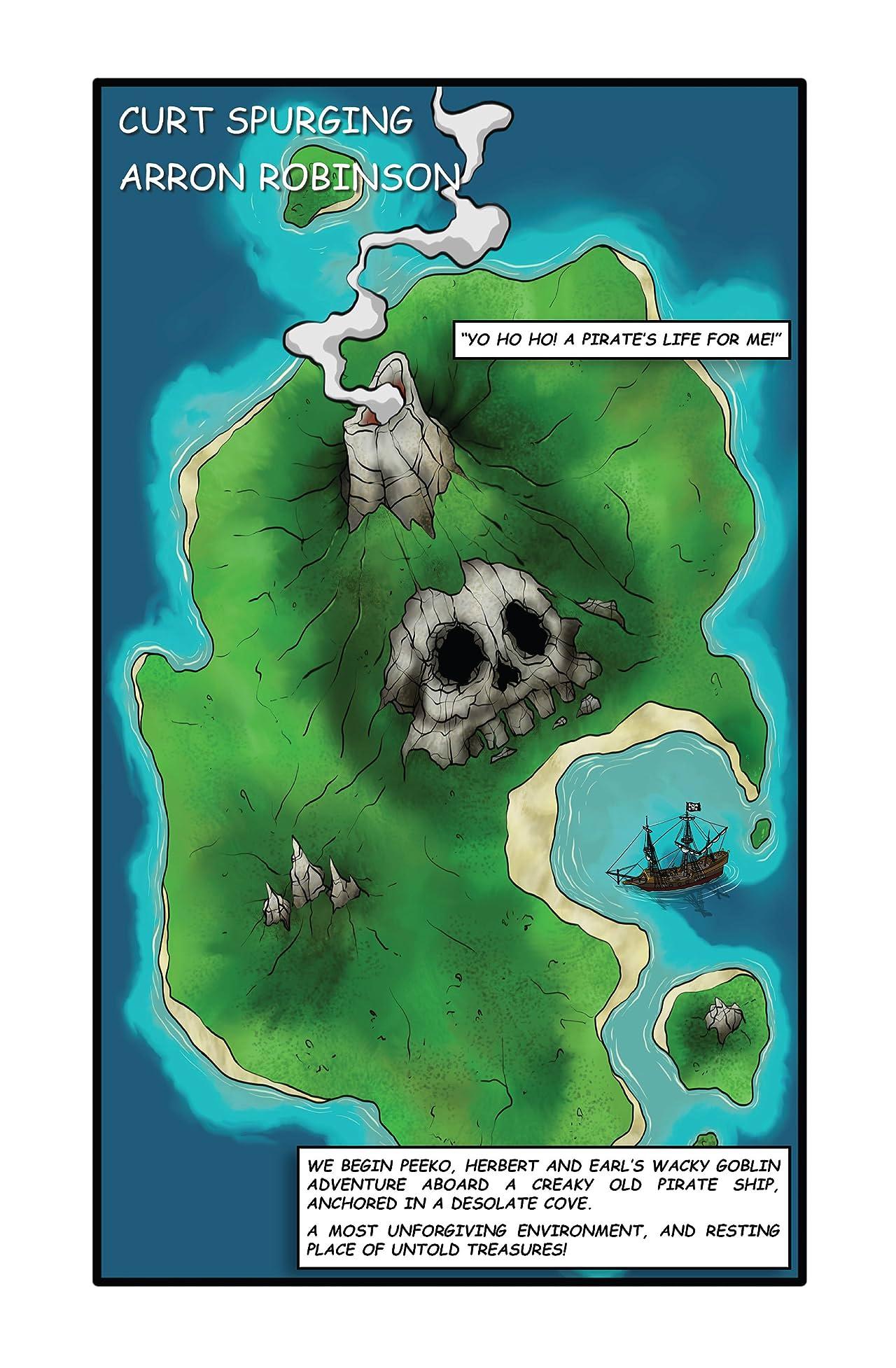 Goblins Vol. 2: Pirates!