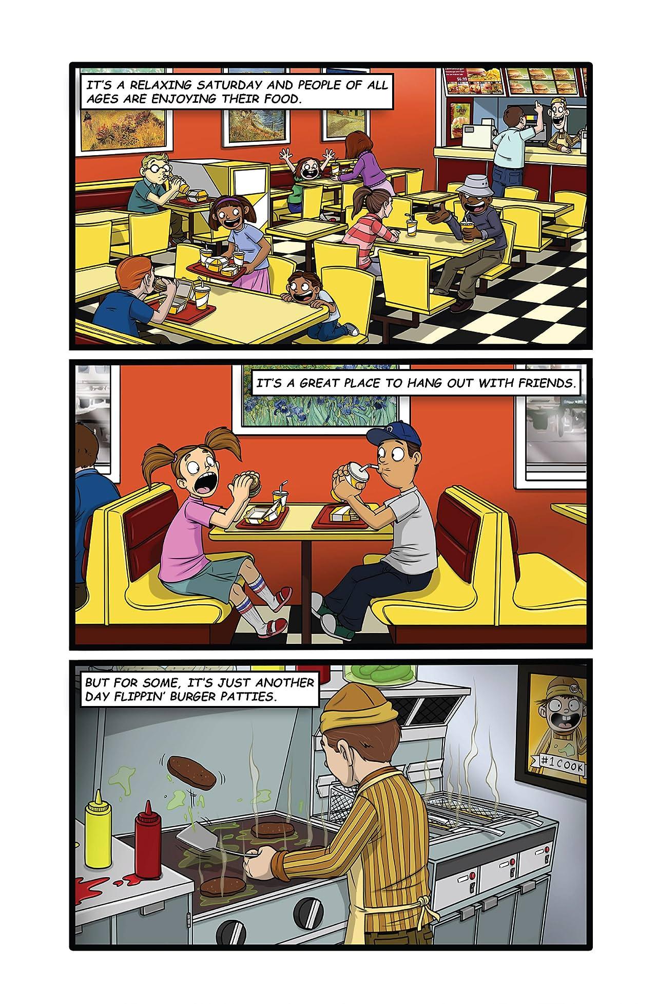 Goblins Vol. 3: Fast Food