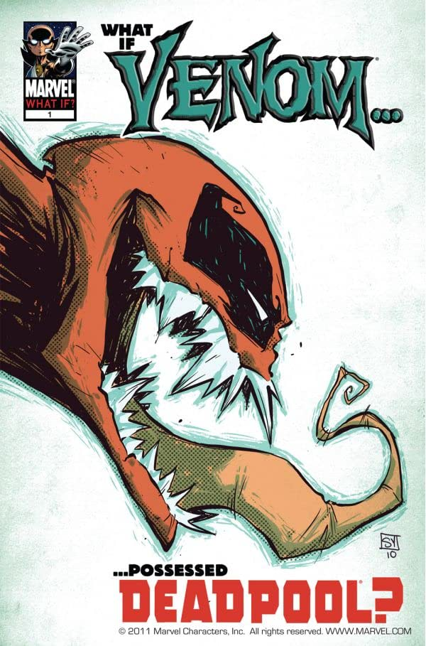 What If?: Venom/Deadpool #1