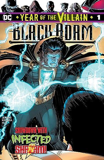 Black Adam: Year of the Villain (2019-) #1