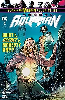 Aquaman (2016-) Annual #2