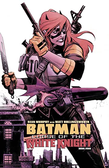 Batman: Curse of the White Knight (2019-) #4