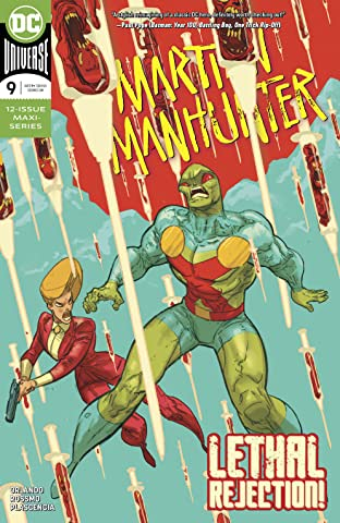 Martian Manhunter (2018-) #9