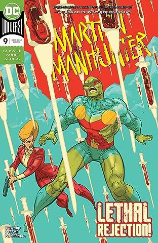 Martian Manhunter (2018-) No.9