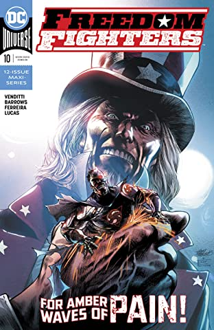 Freedom Fighters (2018-) #10