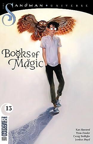 Books of Magic (2018-) No.13