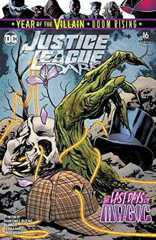 Justice League Dark (2018-) #16