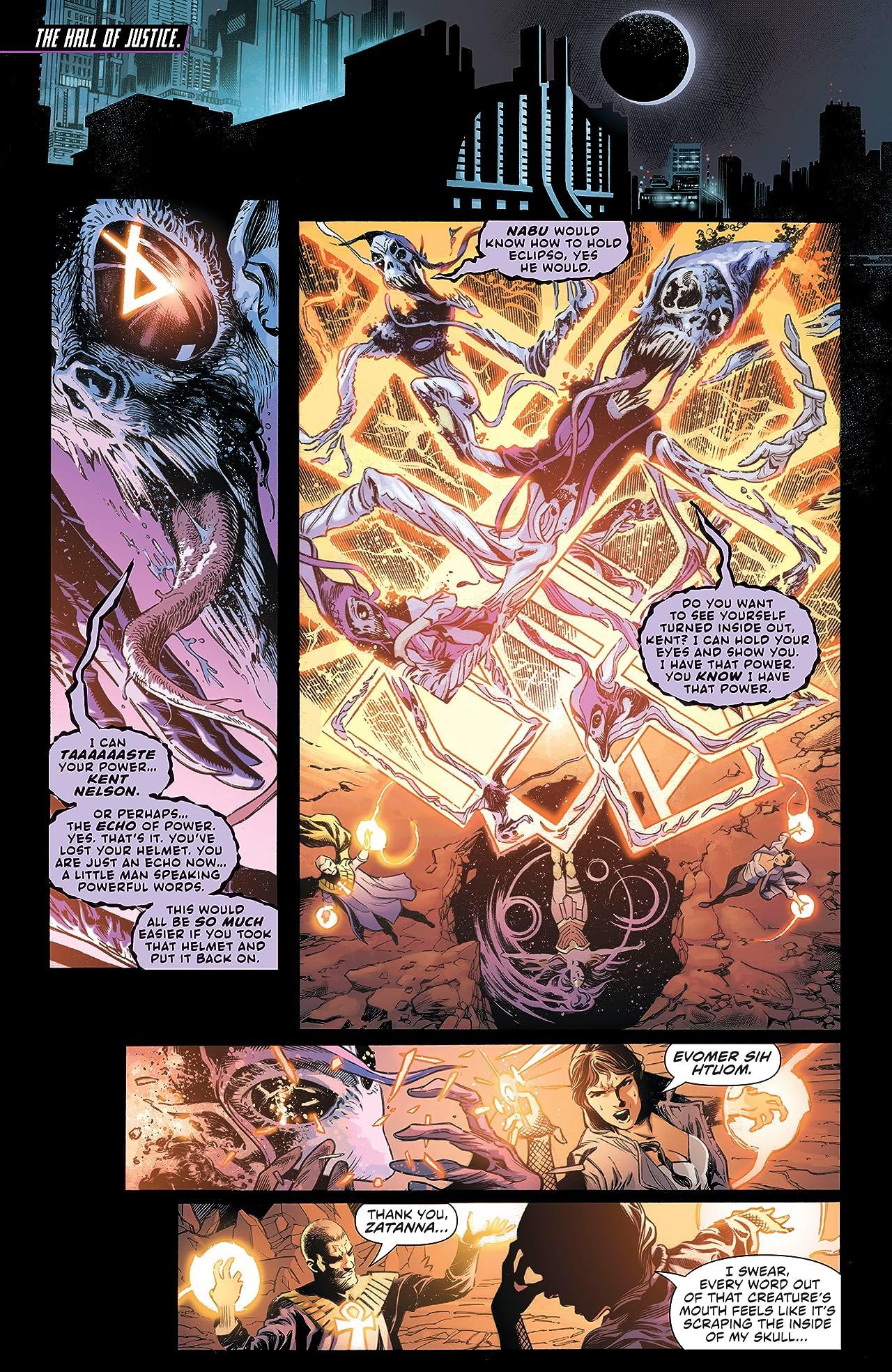 Justice League Dark (2018-) #16