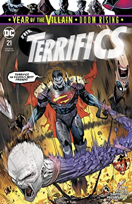 The Terrifics (2018-) #21