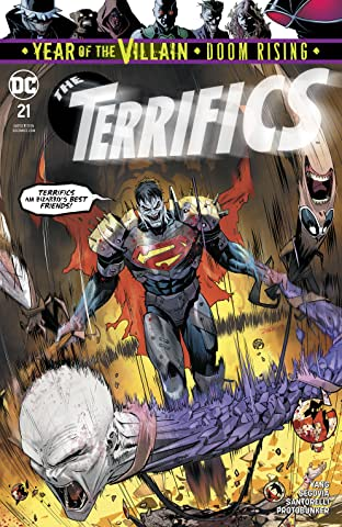 The Terrifics (2018-) #21