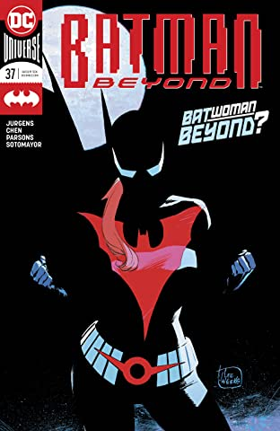 Batman Beyond (2016-) #37