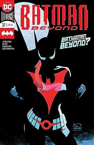 Batman Beyond (2016-) No.37