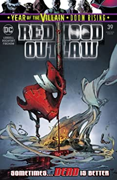 Red Hood and the Outlaws (2016-) #39