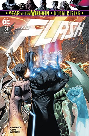 The Flash (2016-) #81