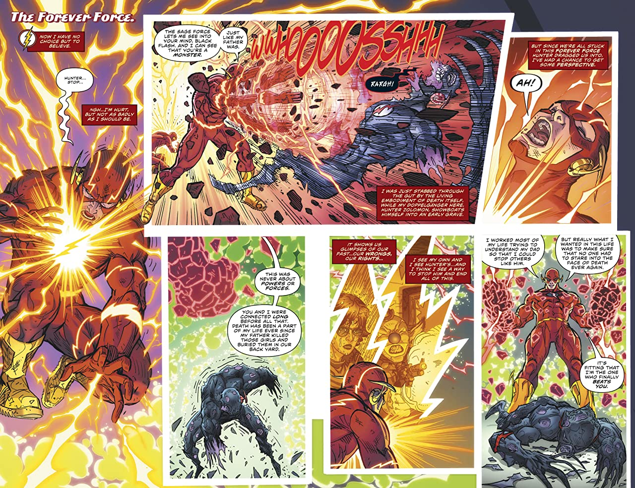 The Flash (2016-) #81