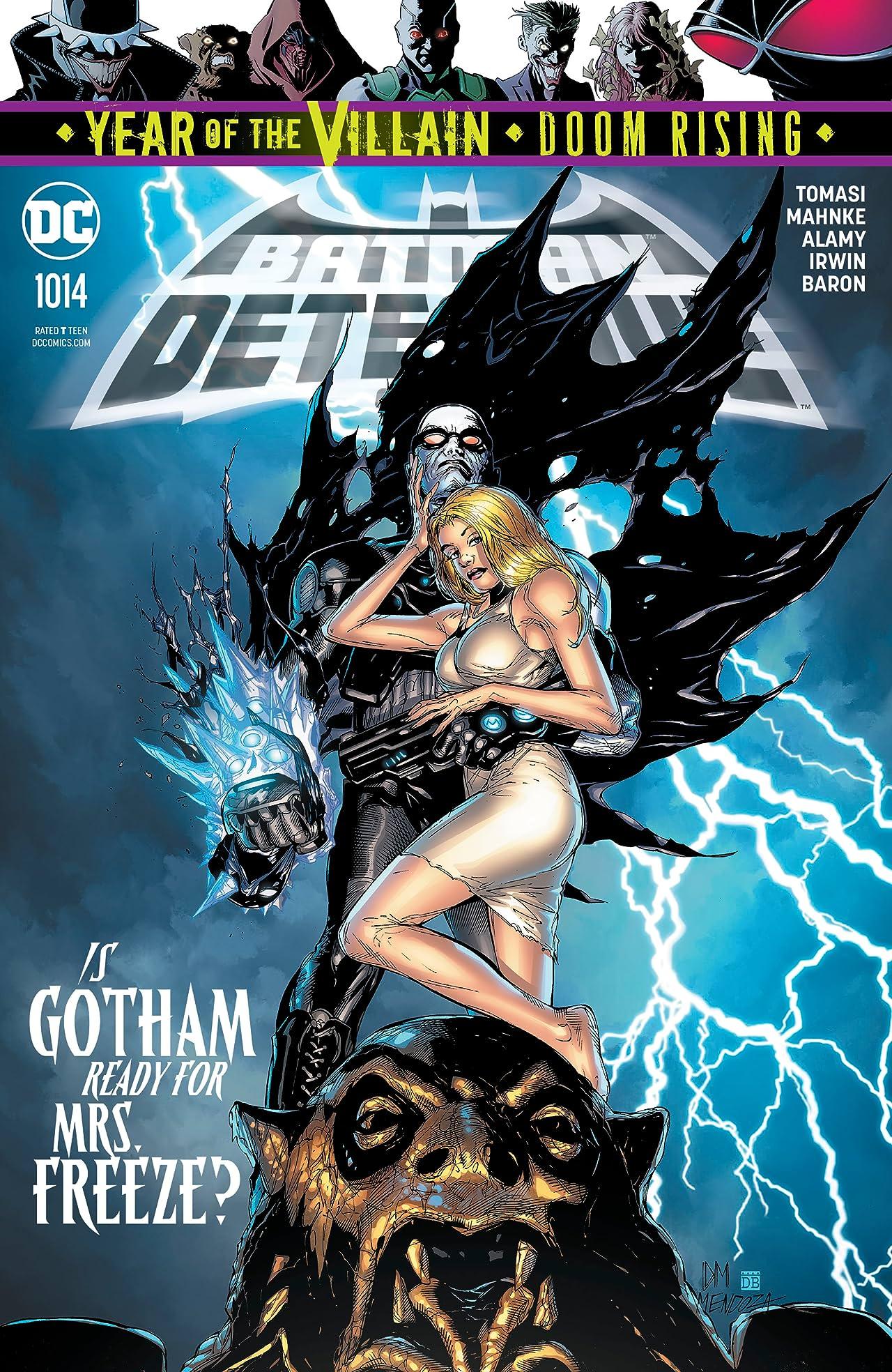 Detective Comics (2016-) No.1014