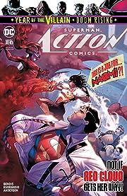 Action Comics (2016-) #1016