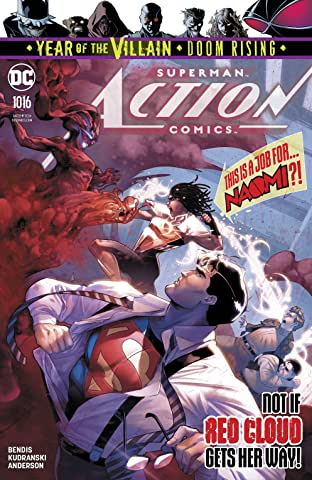 Action Comics (2016-) No.1016
