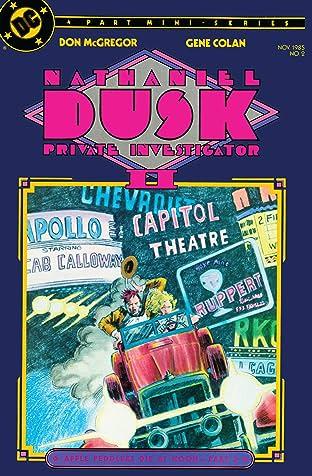 Nathaniel Dusk (1985-1986) #2