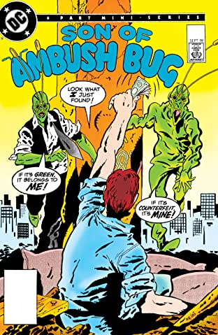 Son of Ambush Bug (1986) #3