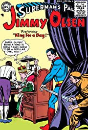 Superman's Pal, Jimmy Olsen (1954-1974) #4