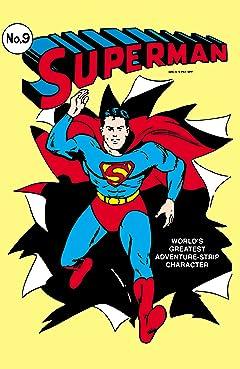Superman (1939-2011) #9