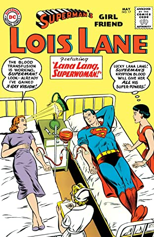 Superman's Girl Friend Lois Lane (1958-1974) No.17