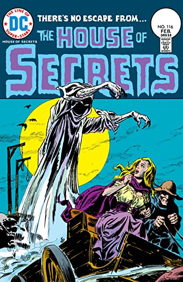 House of Secrets (1956-1978) #116